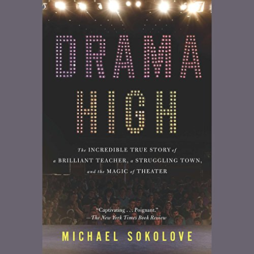 Drama High audiobook cover art
