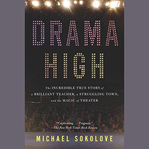 Drama High audiobook cover art
