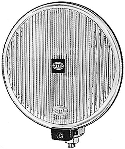 2x Hella Comet FF 500 12V Fernscheinwerfer mi Schutzkappe