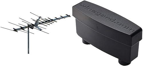 Winegard Platinum Series HD7694P Long Range TV Antenna (Outdoor / Attic, 4K Ultra-HD Ready, ATSC 3.0 Ready, High-VHF / UHF) - 45 Mile Range HD Antenna product image