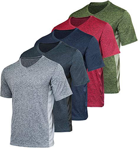 Real Essentials 5 Pack Shirts