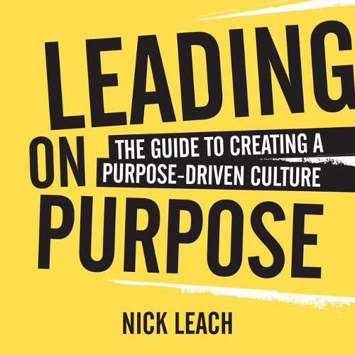 Leading on Purpose cover art