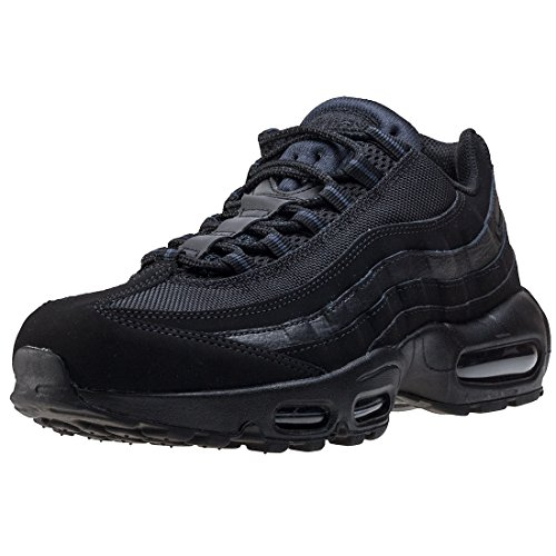 Nike Air Max 95, Herren Laufschuhe Training, ANTHRACITE/BLACK-SPANISH MOSS, 42 EU