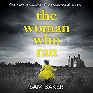 The Woman Who Ran                   By:                                                                                                                                 Sam Baker                               Narrated by:                                                                                                                                 Jenny Funnell                      Length: 11 hrs and 22 mins     24 ratings     Overall 3.8
