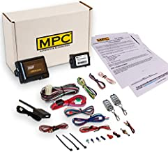 MPC Complete Remote Start with Keyless Entry Kit for 2004-2006 Ford Ranger - (2) 4 Button Remotes