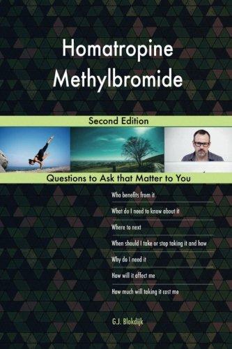 Homatropine Methylbromide; Second Edition
