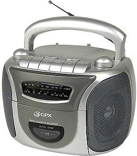 Portable Am/fm Cassette Player