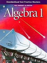 Algebra 1: Practice Workbook Answer Key