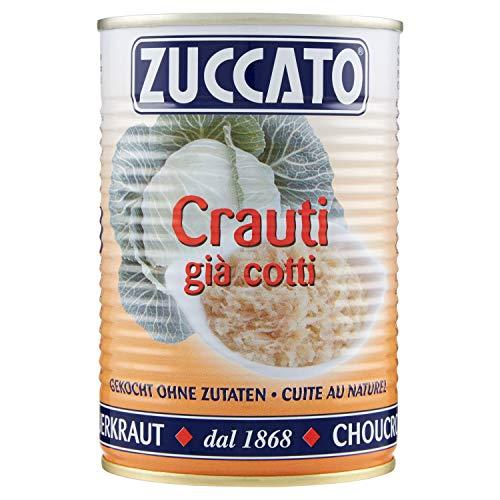 Zuccato Crauti già Cotti, 385g