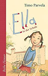 Vorlesen Ella in der Schule