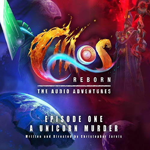 Chaos Reborn - The Audio Adventures Titelbild
