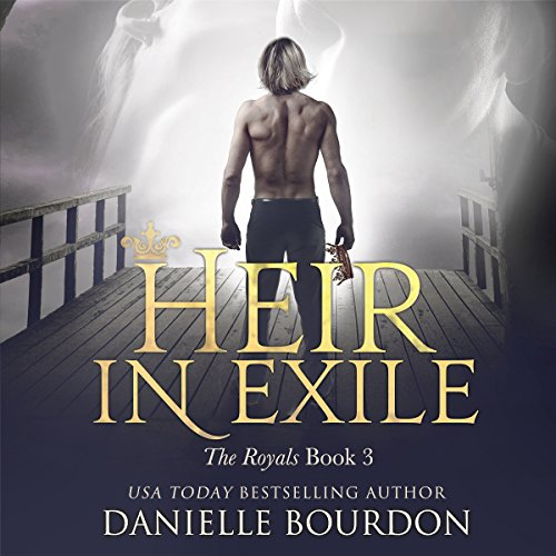 Heir in Exile audiobook cover art
