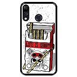 Hapdey silikon Hülle für [ Asus Zenfone 5 ZE620KL - 5Z