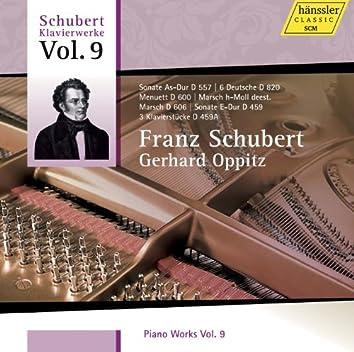 Schubert: Piano Works, Vol. 9