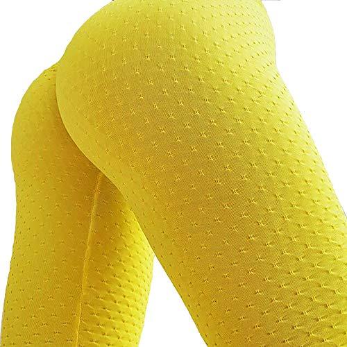 Natiche Pantaloni Yoga Vita Alta Belle Natiche Calzamaglia Sportiva Pantaloni Senza Cuciture per Il Fitness dell'anca