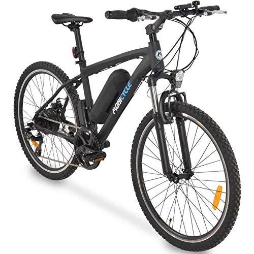 MOBICYLE Vélo électrique Noir - 250 Watts -...