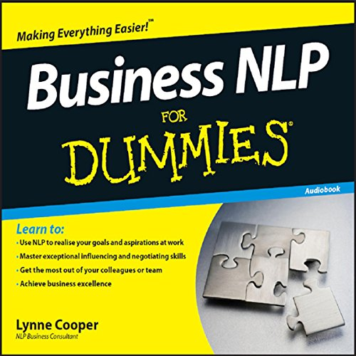 Business NLP for Dummies cover art