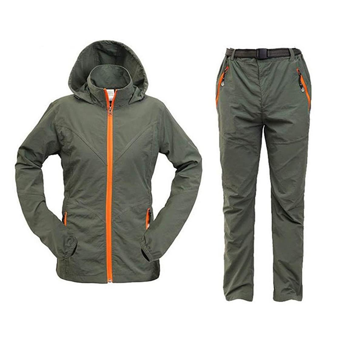 Women Hunting Clothes Quick Dry Sun Protection Suit