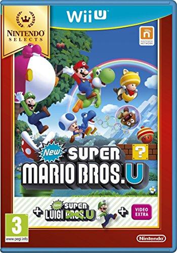New Super Mario Bros. U + New Super Luigi U - Nintendo Selects - Nintendo Wii U