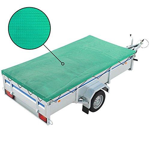 anhän gernet feinmaschig Red de seguridad con goma elástica 2,00x 3metros para asegurar la carga o equipaje
