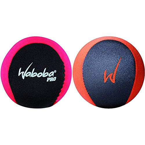 Waboba PRO Water Bouncing Ball, farblich Sortiert, one Size & Extreme Water Bouncing Ball, farblich Sortiert