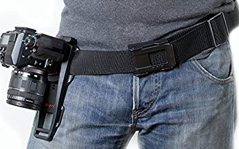 b-grip EVO+ カメラベルトホルダー バックパックストラップアダプター付き 国内正規品