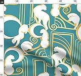 katzenhaft, geometrisch, Finsternis, Panther, 1920er Jahre,