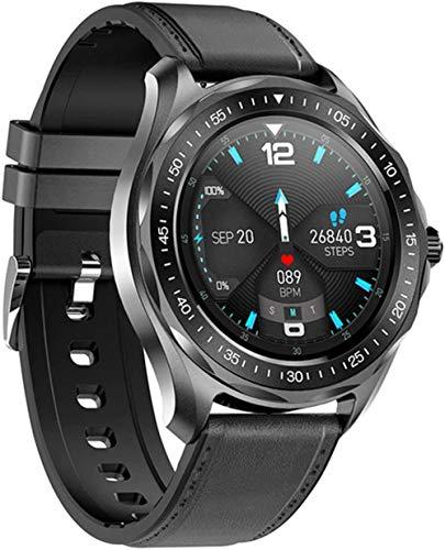 Reloj inteligente de moda de seguimiento de fitness reloj S09plus impermeable reloj inteligente de frecuencia cardíaca esfigmomanómetro Clima-C