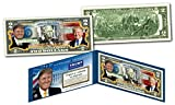 Donald Trump 45th President Nov 8th Official Genuine Legal Tender U.S. $2 Bill
