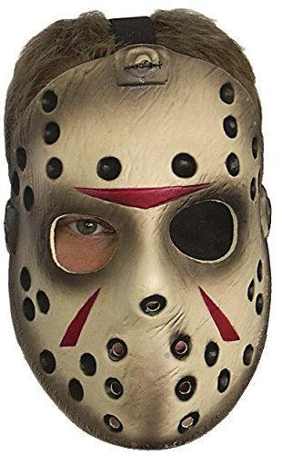 Close Up vrijdag van de 13e Hockey Masker Jason Voorhees - van PVC
