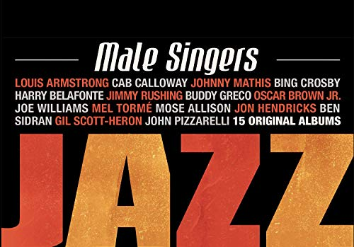 The Perfect Vocal Jazz Collection / Male Singers -