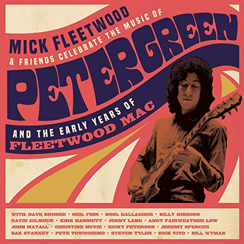 Celebrate the Music of Peter Green and the Early Years of Fleetwood Mac (4LP) [Disco de Vinil]