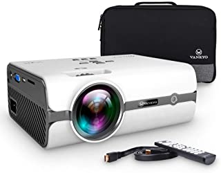 VANKYO Leisure 410 LED Projector with 2800 Lux, Carrying Bag and HDMI Cable, Portable Projector Supports 1080P, HDMI, USB,...
