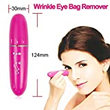 """Size: 30mm*124mm(L*H), Weight: 62g(net weight) The overall length of the Mini Wanachi is 5"""". Mini handy vibrator massager Operated with One AA batteries Easy and Relaxing while using"""