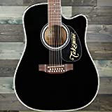 Takamine EF381 12-String Acoustic-Electric Guitar