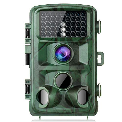 TOGUARD Trail Camera 14MP 1080P Game Cameras with Night...