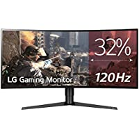 "LG UltraGear 34"" Curved WQHD AH-IPS LED Gaming Monitor"