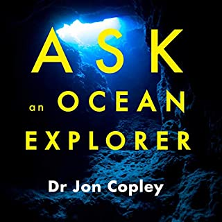 Ask an Ocean Explorer audiobook cover art
