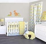 Pam Grace Creations 6 Piece Honeydew Kangaroo Crib Bedding Set