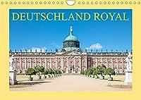 Deutschland royal (Wandkalender 2022 DIN A4 quer): Brillante Fotografien von prachtvollen Schloessern und Burgen (Monatskalender, 14 Seiten )