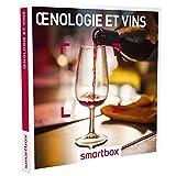 smartbox - coffret cadeau femme ou homme - idée cadeau original - œnologie et vins : choix de 393