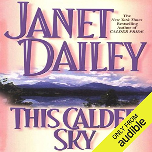This Calder Sky audiobook cover art