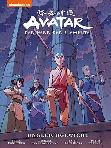 Avatar – Der Herr der Elemente: Premium 6: Ungleichgewicht