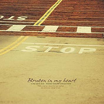 On broken chest