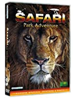 Safari Park Adventure (3 Dvd) [Italian Edition]