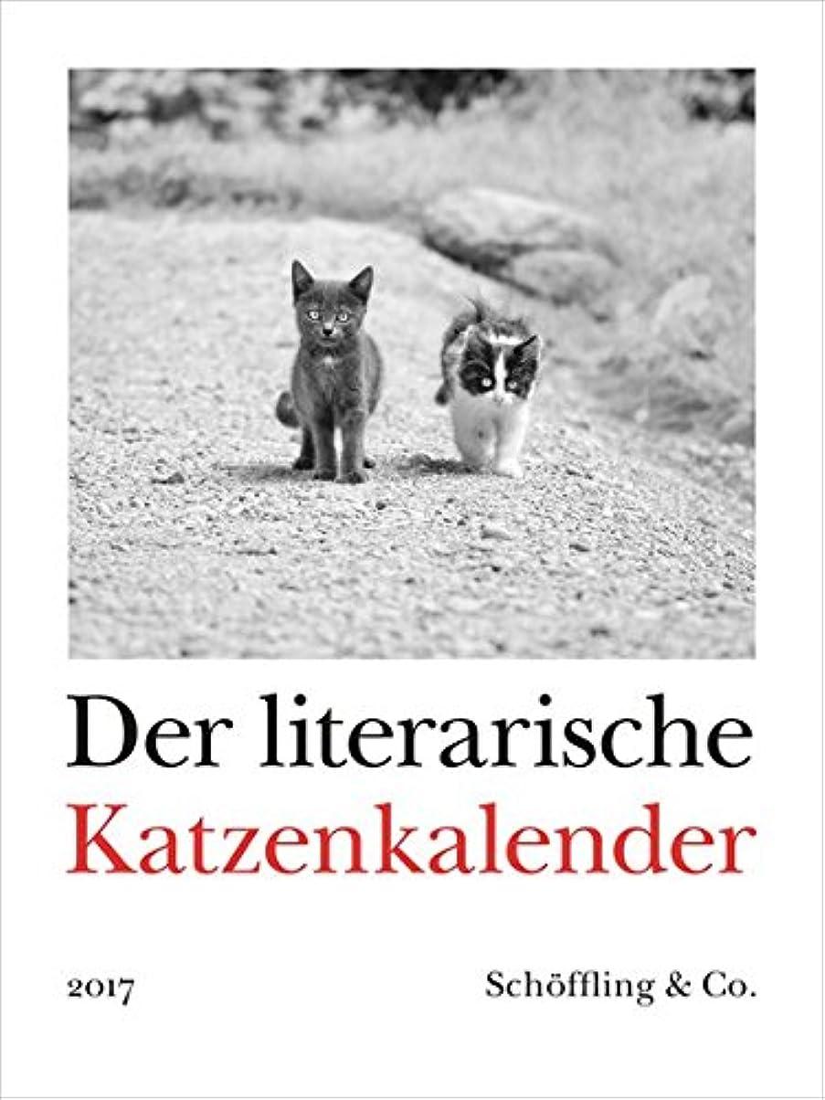 クリスマスロボットファントムDer literarische Katzenkalender 2017: Zweifarbiger Wochenkalender