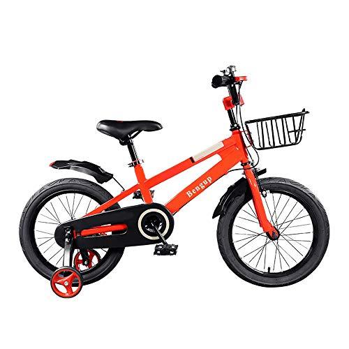Bengup Men's and Women's Children's Bicycles Bicycles Baby Strollers Red Children's Bicycles