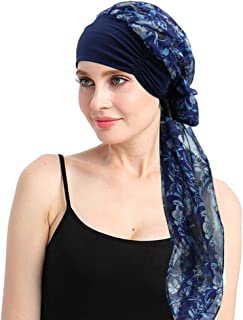 Chemo Headwear Headwrap Scarf Cancer Caps Gifts For Hair Loss Women