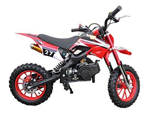 Hmparts Mini Cross Pocket cross dirt bike 2-stroke KXD Strut 180 MM new!
