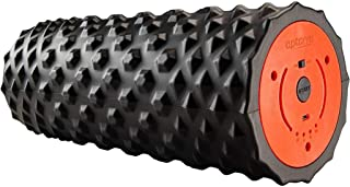 Soft-Foam Roller Deep Tense Muscle Tissue Relax Massage, Electronic Vibration Back Leg Physio Activate Regenerate Strength Stability Exercise